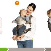 Porte bébé Stokke® MyCarrier : test et avis
