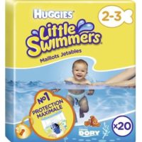 Les couches de bain Huggies® Little Swimmers® : Avis et Test