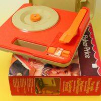 Le tourne disque vintage de Fisher-Price test et avis