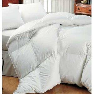 duvet et plumes de canard parce que vous le valez bien. Black Bedroom Furniture Sets. Home Design Ideas
