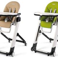 La chaise haute Siesta de PegPerego : test et avis.