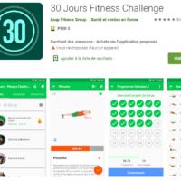 30 Jours Fitness Challenge : Mon avis