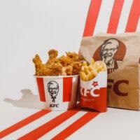 Prix menu KFC : tableau