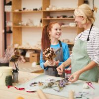 Idées cadeaux pour grand-mère créative