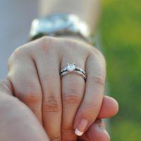 À quel doigt porter la bague de fiançailles ?