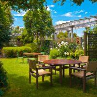 5 choses à faire pour aménager son jardin