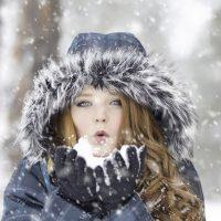 Une doudoune fine pour les femmes et pour affronter l'hiver