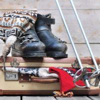 Bien préparer sa valise pour le ski