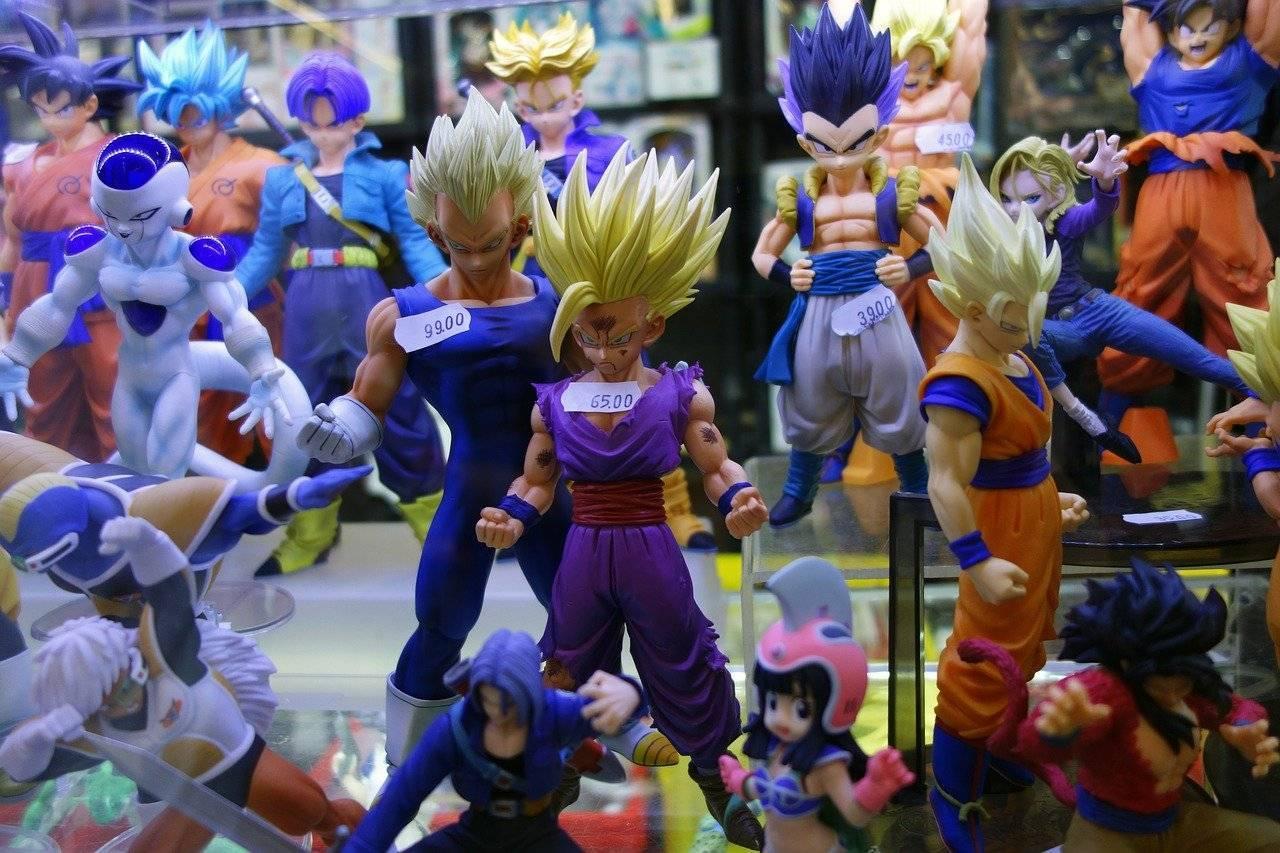 Le succès de Dragon Ball n'est pas près de s'arrêter.