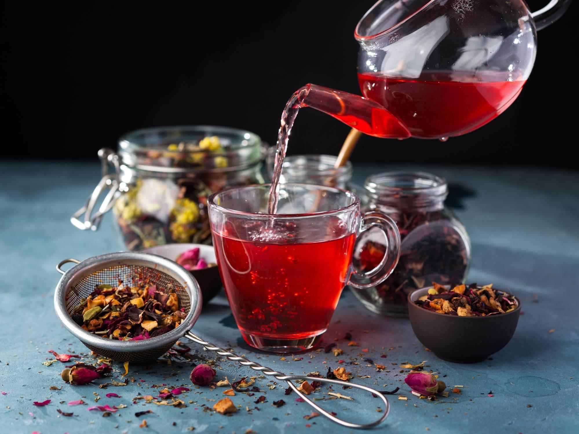 les bienfaits du thé bio