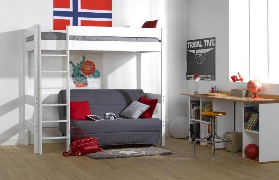 Comment aménager une petite chambre pour deux enfants ?