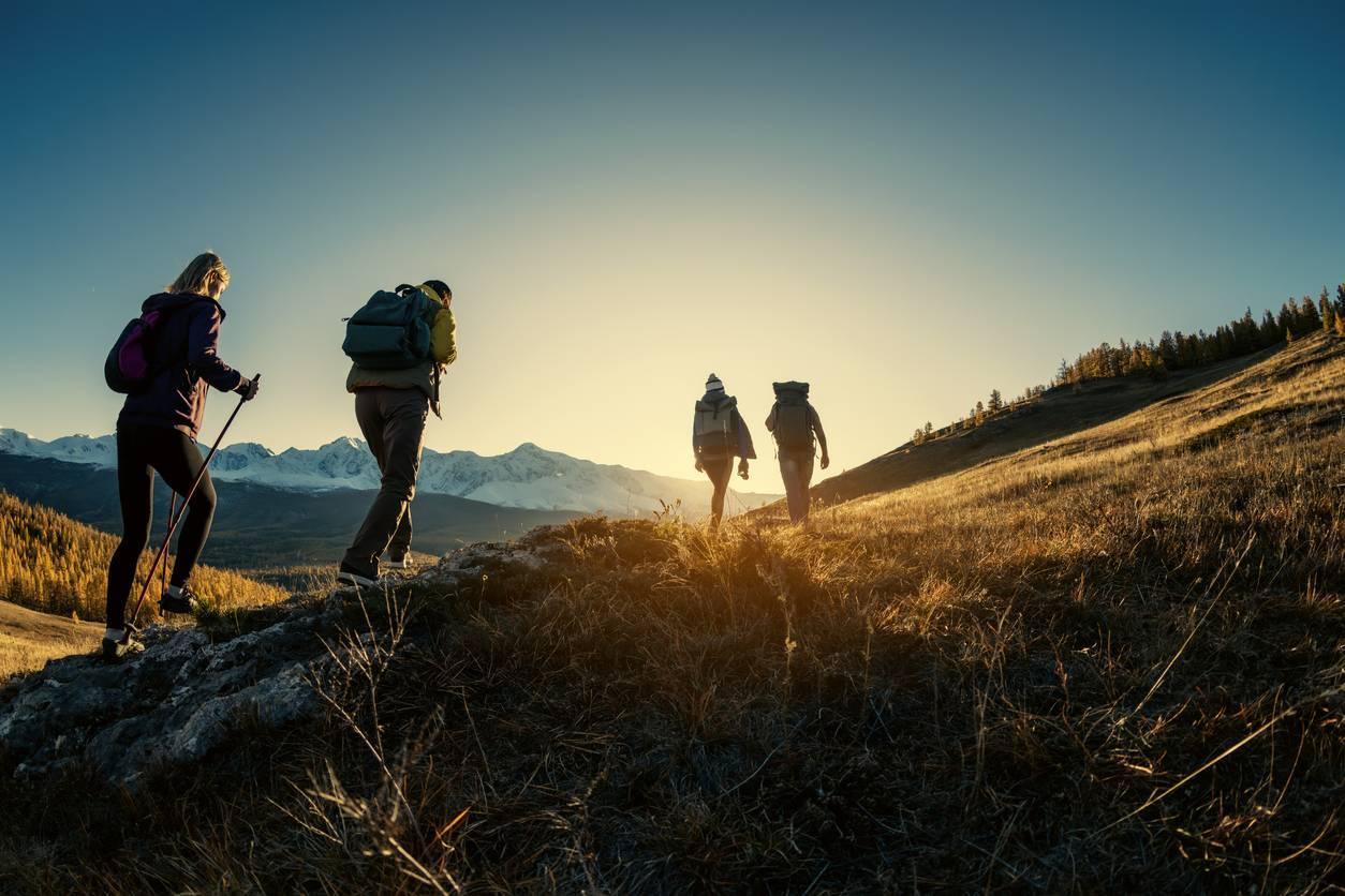sac à dos de randonnée équipement outdoor