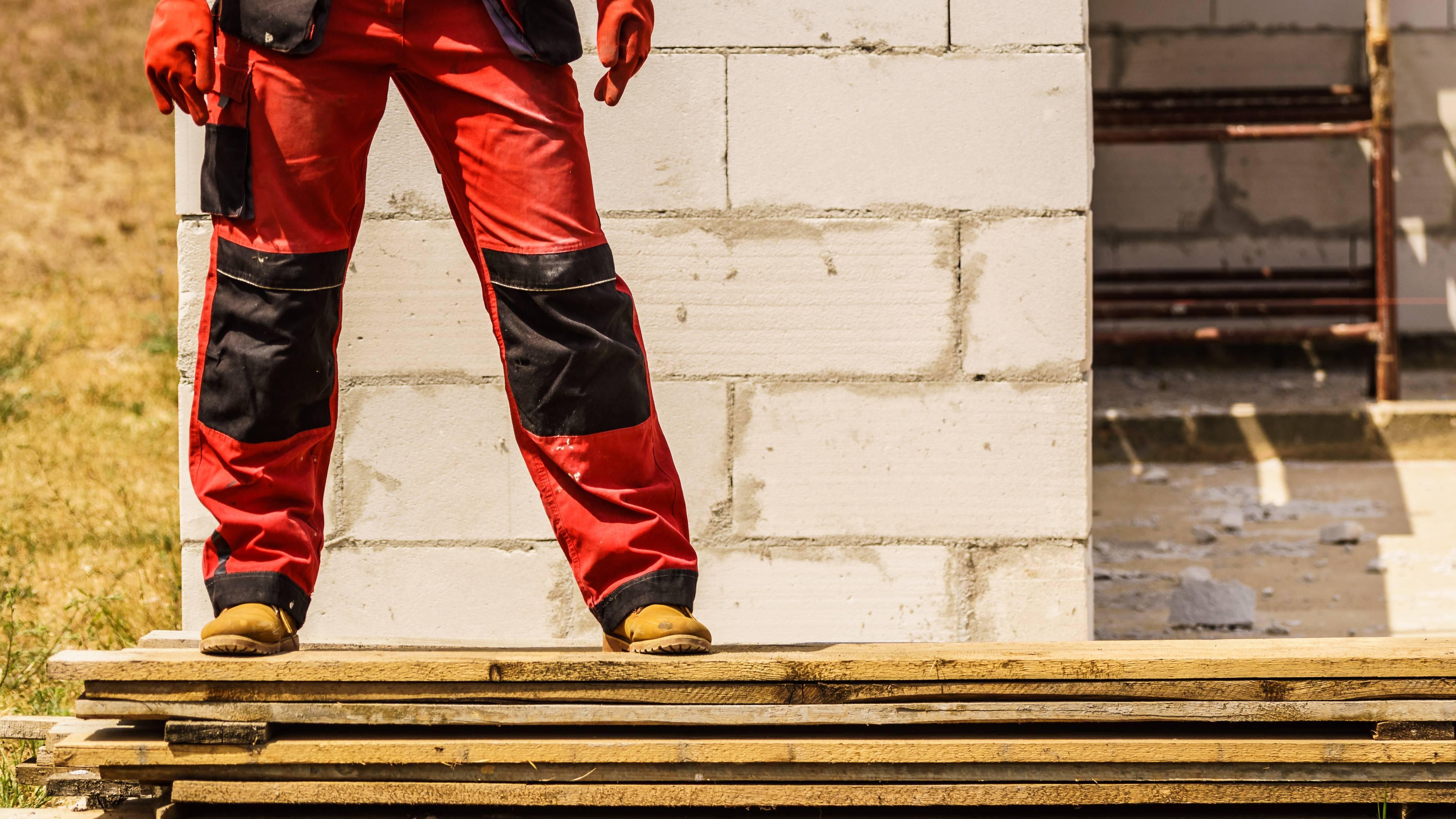 pantalon haute visibilité flexible