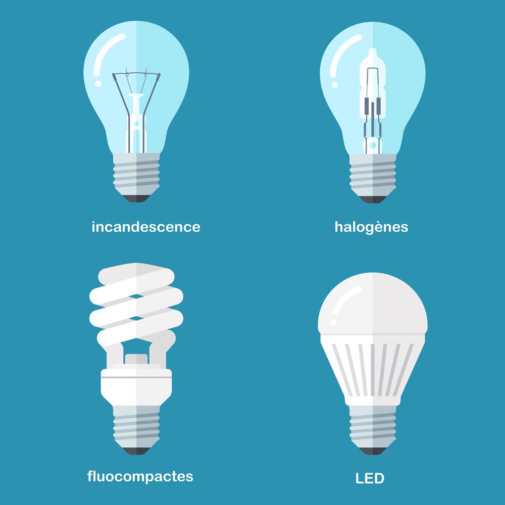 type-lampes